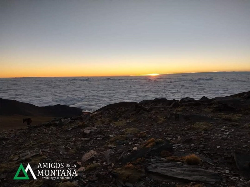 Trekking - Cumbre Cerro Morado