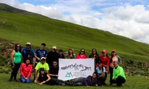 Trekking - Grupo en Mala Mala