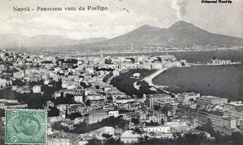 Nápoles - Napoli Portada