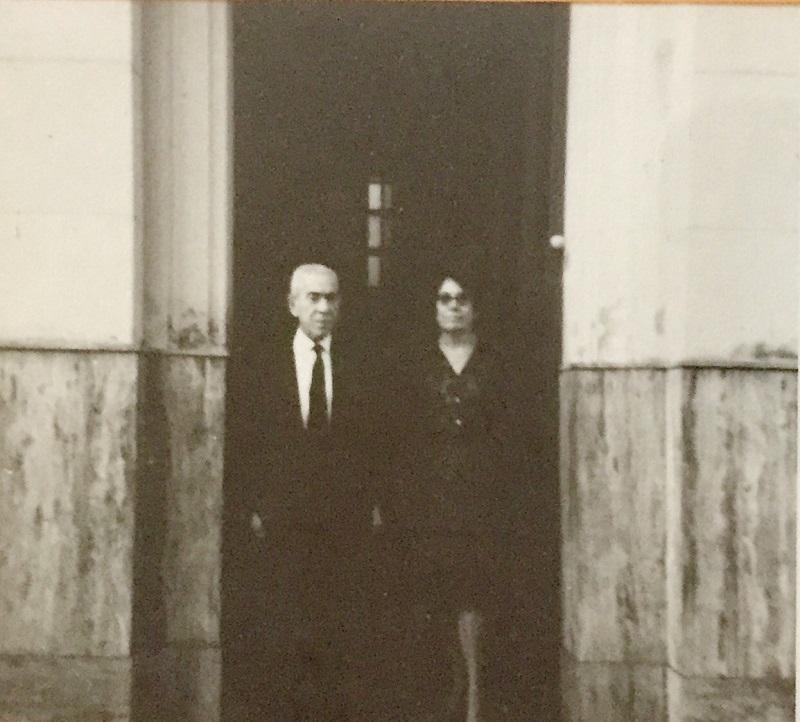 Ricardo - Abuelos maternos