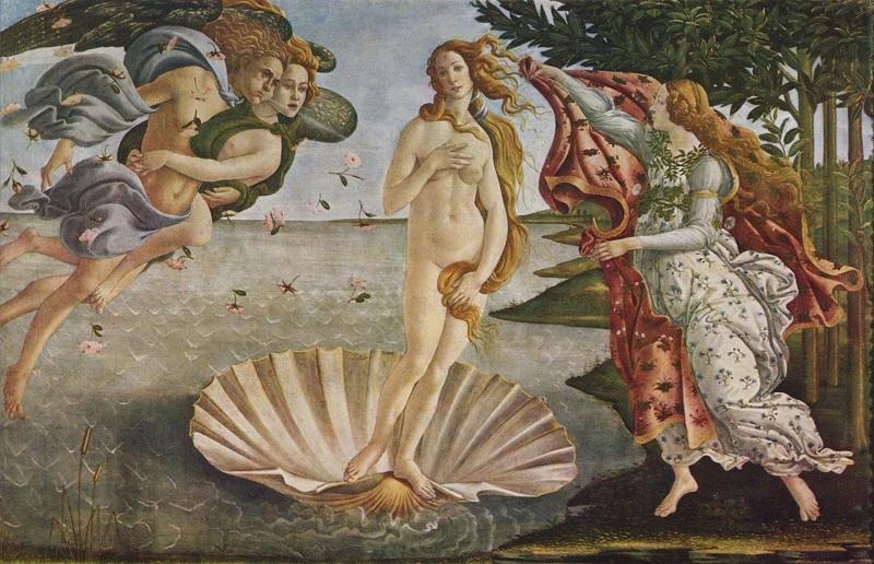 Carlota - Botticelli