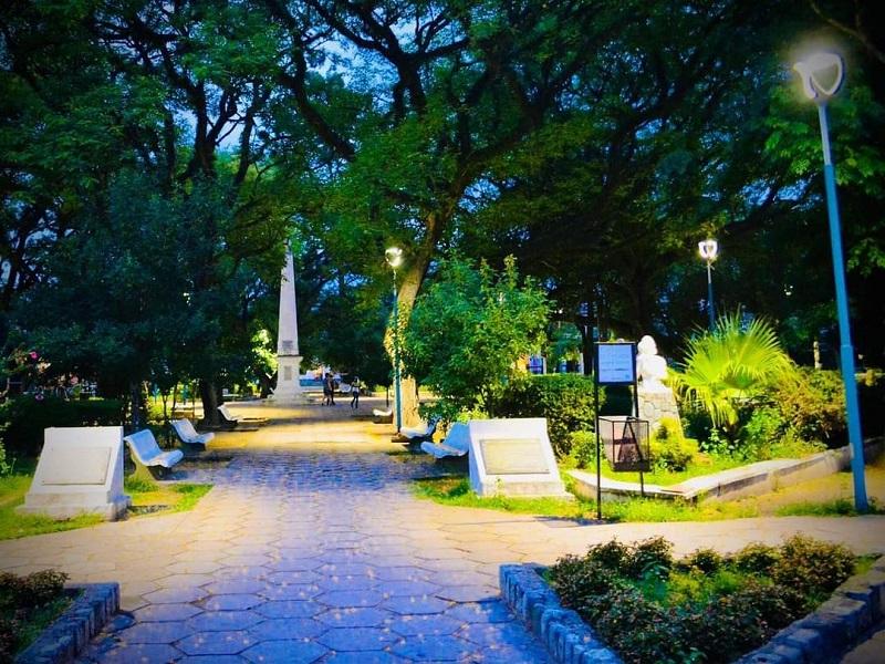 San Pedro De Colalao - Plaza Principal