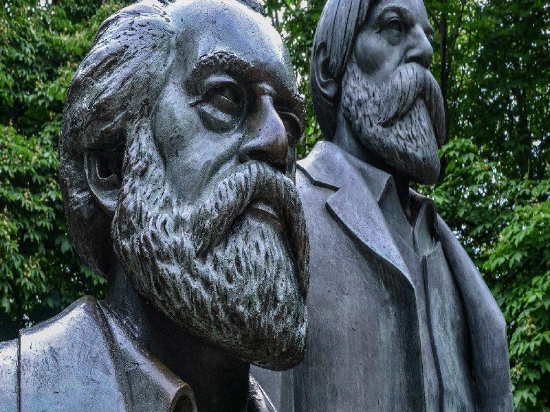 trabajo - Marx Y Engels