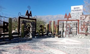 Amaicha - Museo