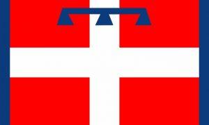 Piemonte - bandera