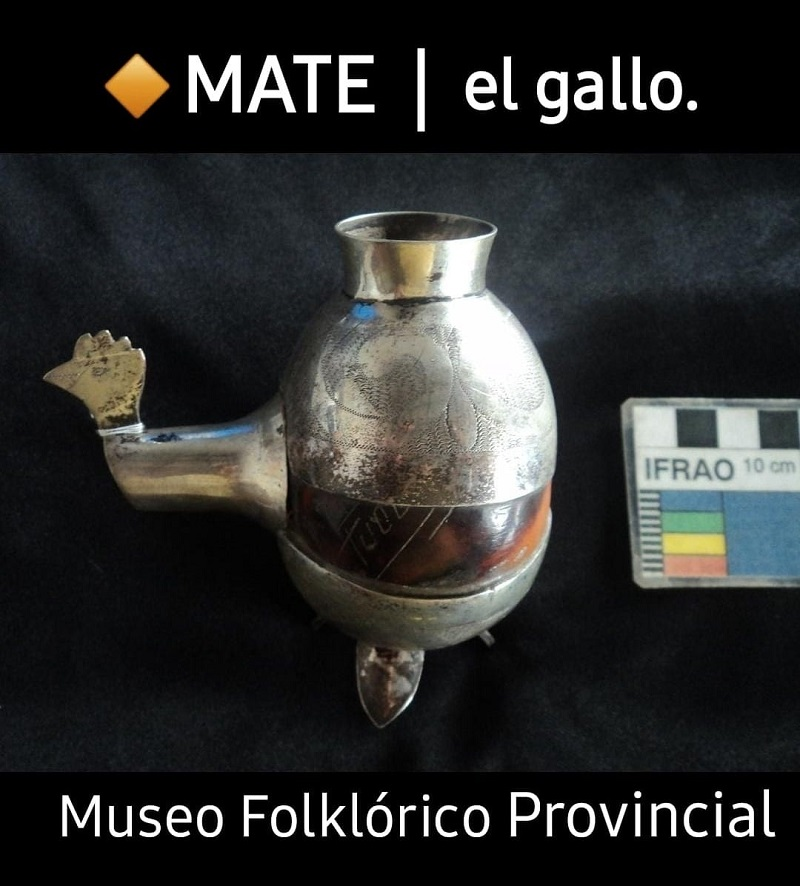 Museo Folklorico - Mate