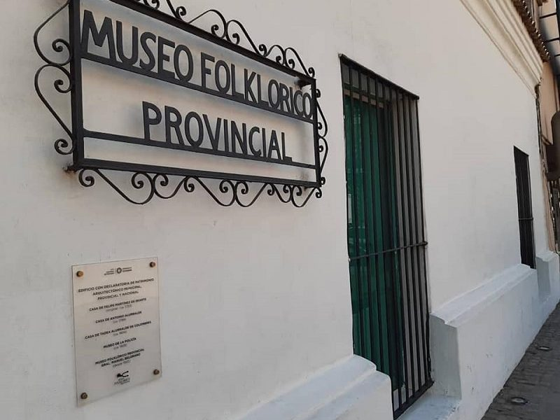 Museo Folklorico - Entrada
