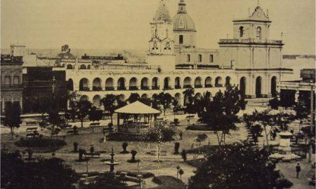 Revolucion De Mayo - Tucuman 1890