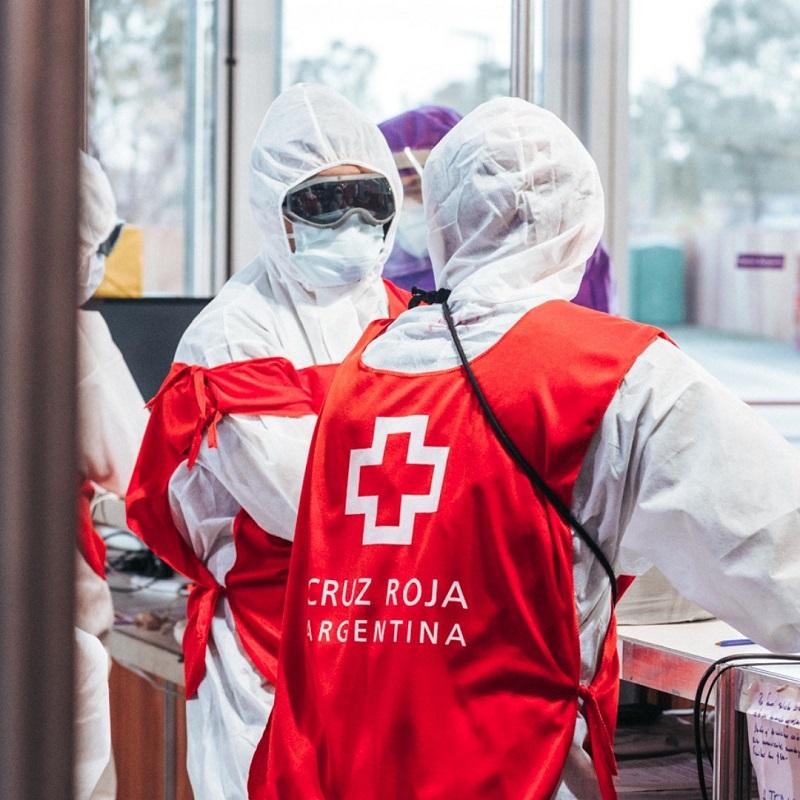 Cruz Roja - Cruz Roja Argentina