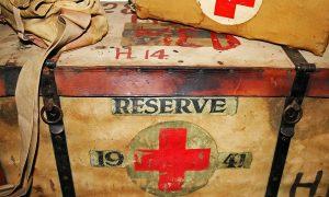 Cruz Roja - Medico Vintage