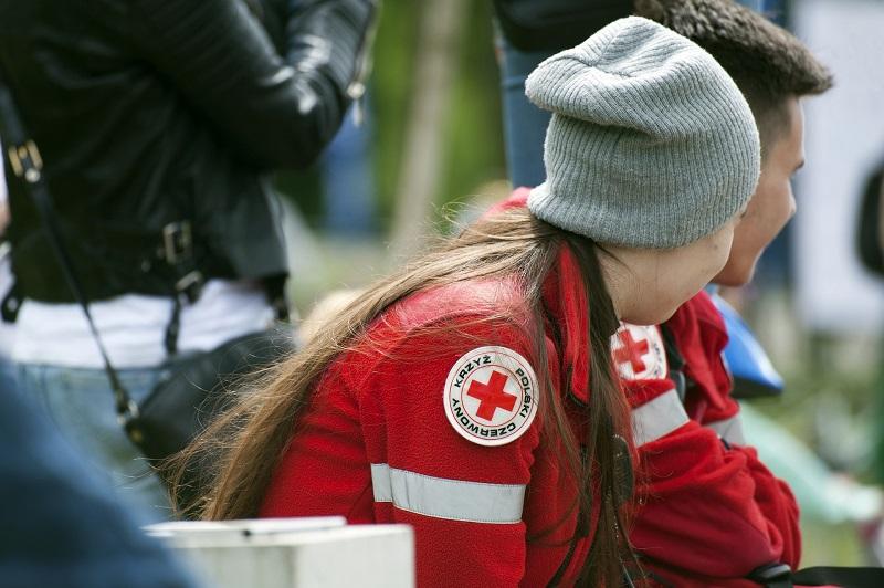 Cruz Roja - Mujer