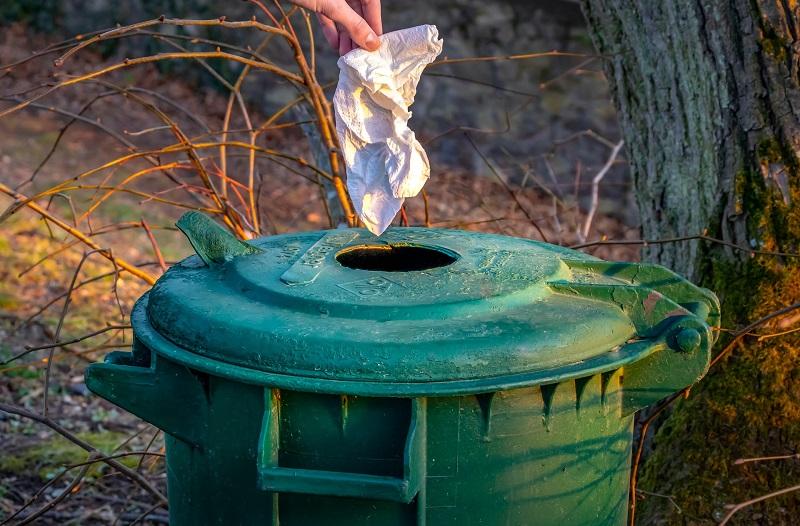 reciclaje - Papel Basurero