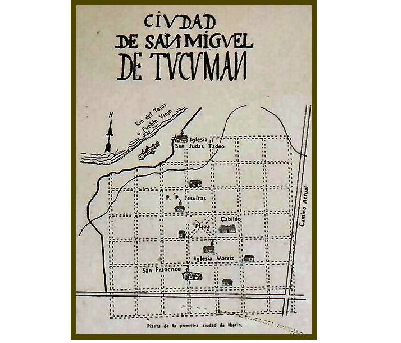 Ibatin - Mapa