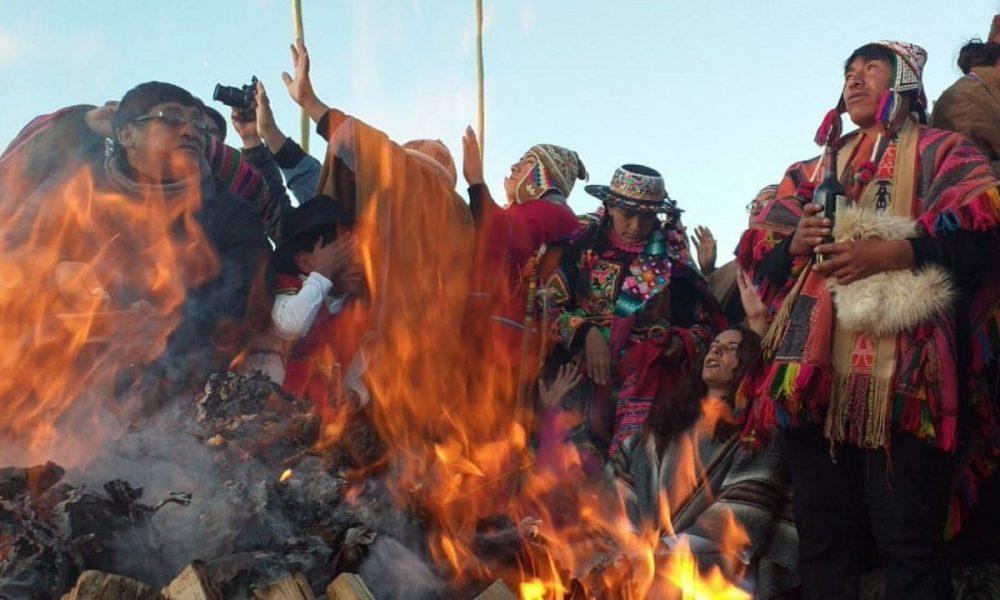 invierno - Celebración Andina