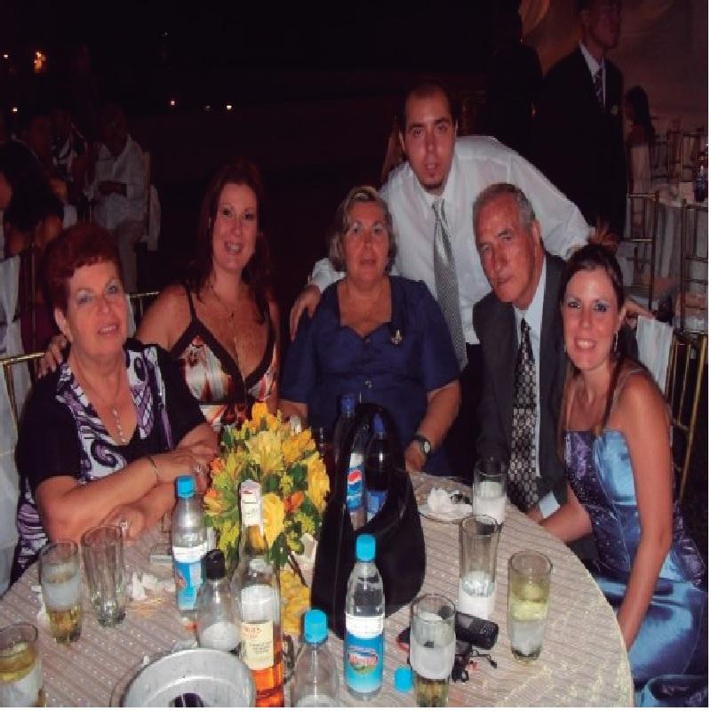 Familia Marini Hoy