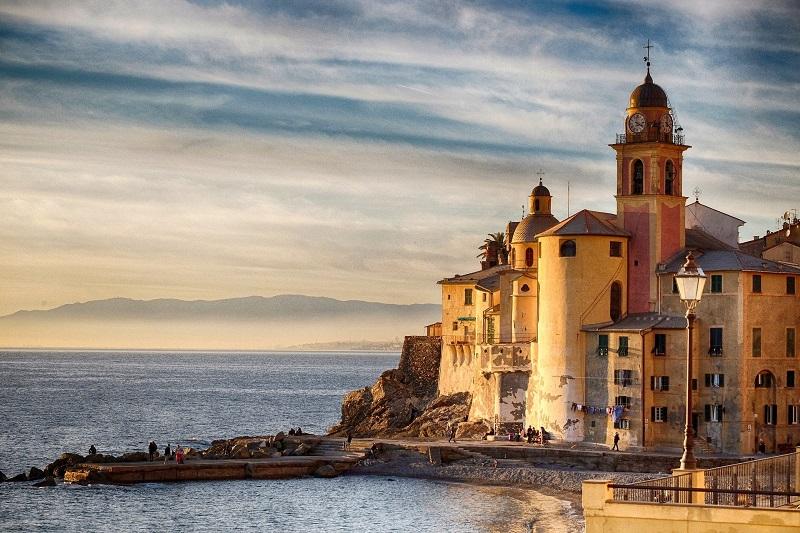 Mes de la italianidad - Liguria
