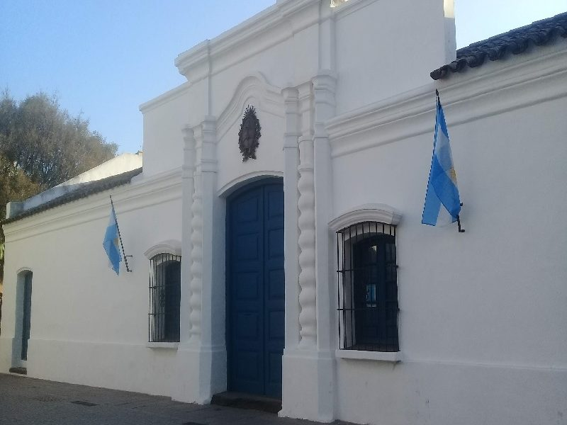 9 de julio - La Casa Historica De Tucuman