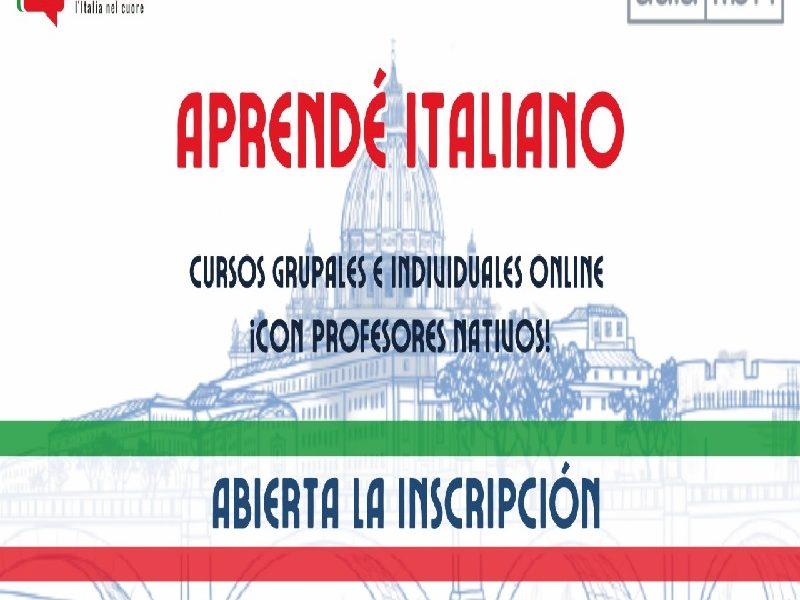 aprender italiano - Curso De Italiano