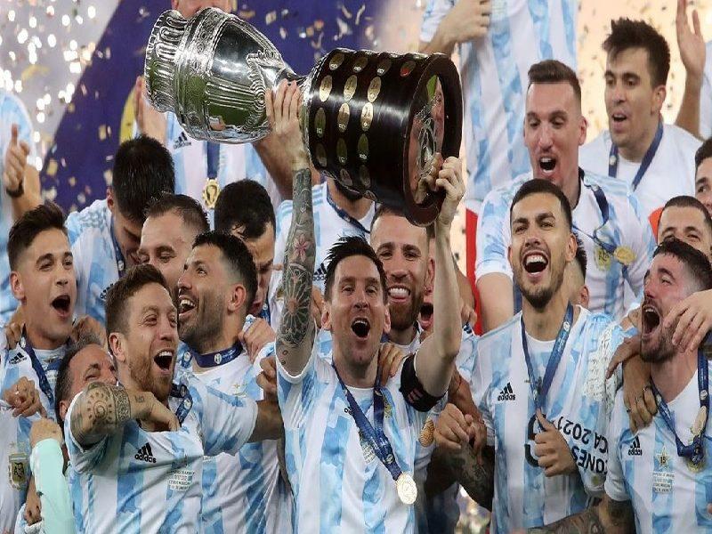 Argentina - La Seleccion Argentina De Futbol