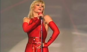 cantante - Raffaella Carra
