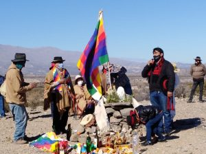 Pachamama Ceremonia Oficial 2 Rodolfo Adrian Villalva