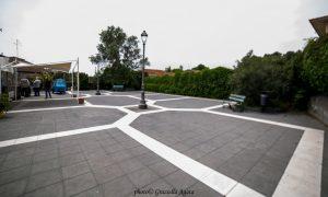 Borgate: la piazzetta di Belfiore