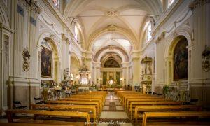 Santuario Navata
