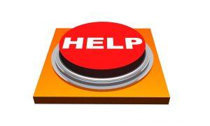 Consigli Utili: il tasto rosso con scritta bianca Help