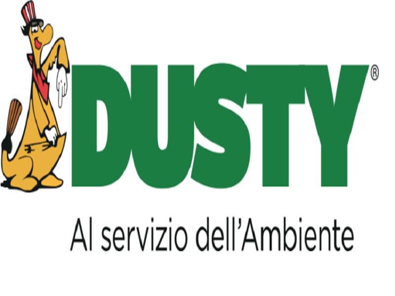 Logo Dusty -sito Dusty