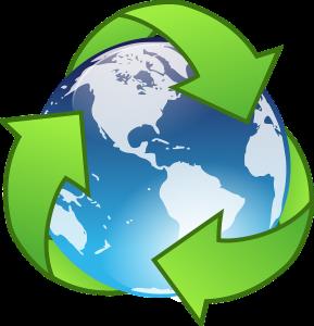 Simbolo del reciclo