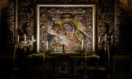 Madonna di valverde, festeggiamenti 2020 - Foto: Graziella Agata