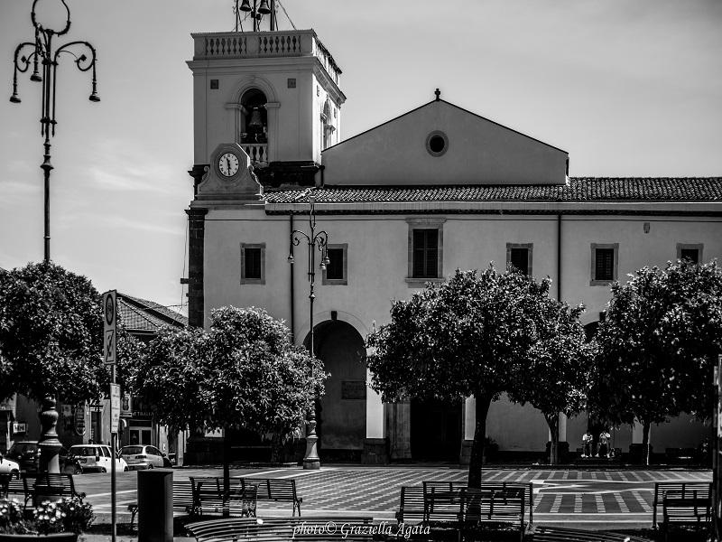 Santuario in Bianco E Nero- Foto: Graziella Agata