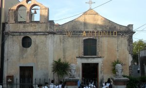Sant'Antonio la chiesa in festa - foto: Prof.ssa Finocchiaro