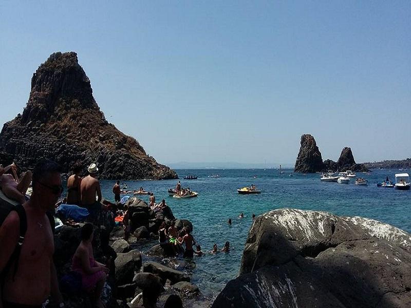 Acitrezza dove si pescano le acciughe - Foto: Cavaleri Francesca Agata