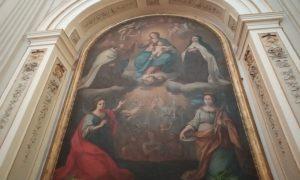 Arte sacra e il dipindo della Madonna del Carmine - Foto: Cavaleri Francesc Agata