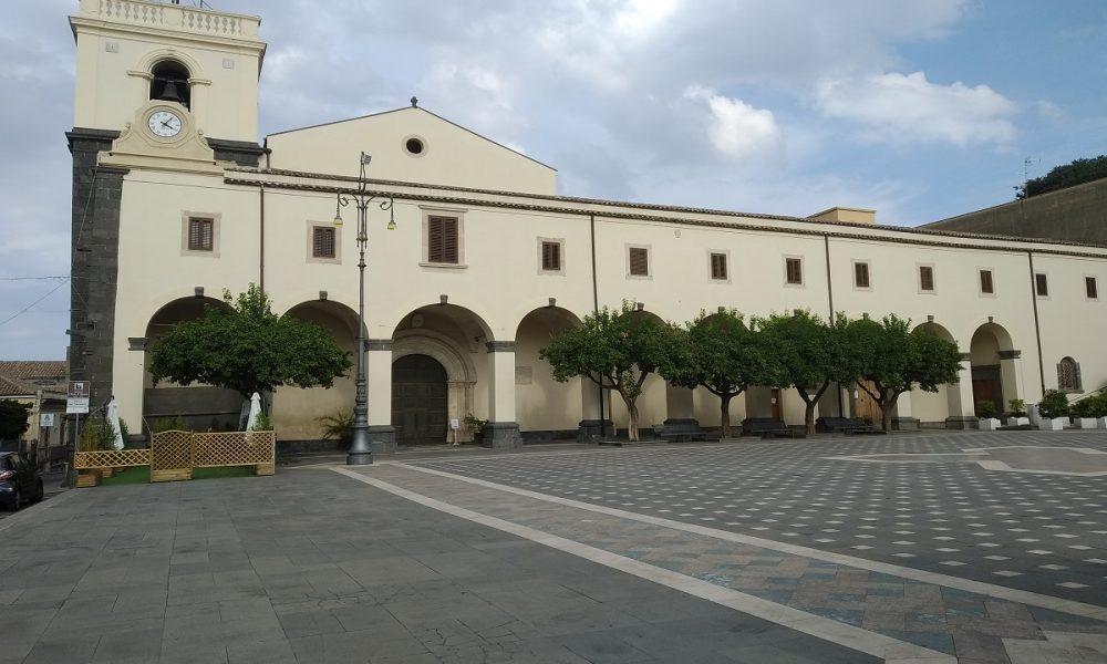 Fede e storia- il Santuario, la facciata - Foto:CAvaleri Francesca Agata