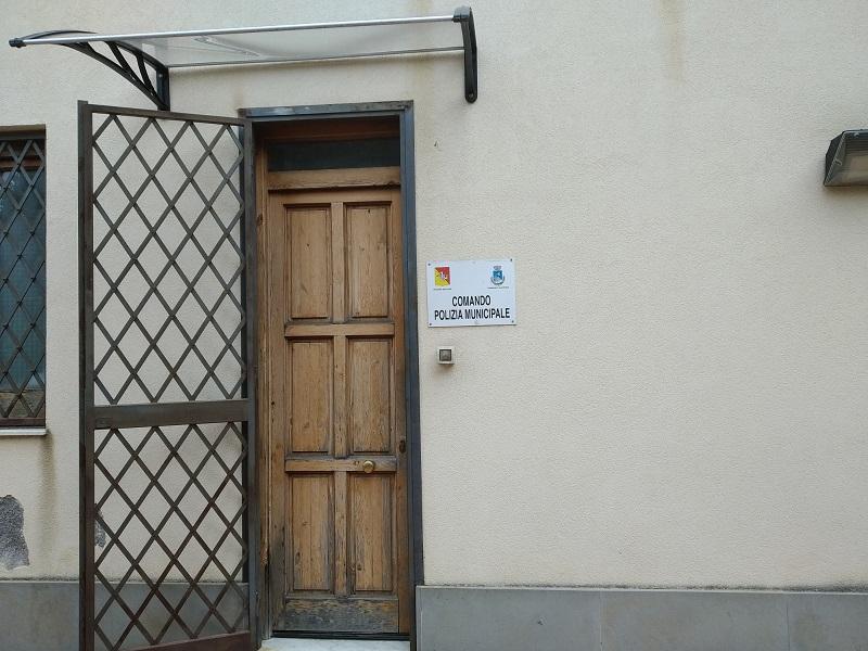 Ingresso della caserma - Foto: Cavaleri Francesca Agata