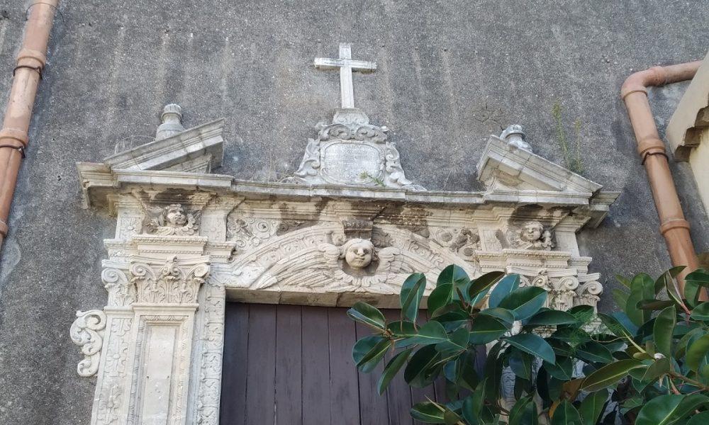 Iscrizioni- Chiesa della Misericordia- Foto: Cavaleri Francesca Agata