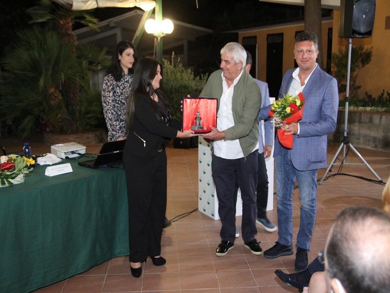 Premio Alla Passione: Zuccaro - Foto: fotgrafo Marco Sorbello