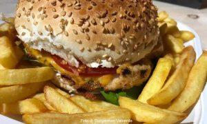 Street food - foto di Burgerman