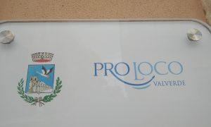 Proloco Valverde: il logo azzurro - Foto: Cavaleri Francesca Agata