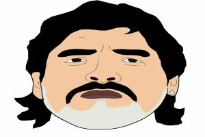 Diego Maradona - Foto: Pixabay