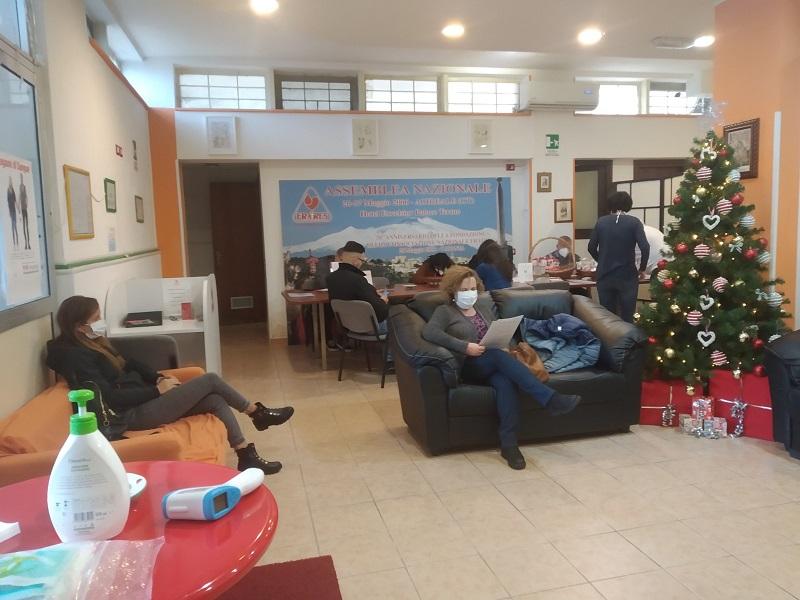Fratres Valverde: Sala D'accoglienza - Foto: Cavaleri Francesca Agata