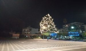 Natale 2020 Piazza del santuario - Foto: Cavaleri Francesca Agata