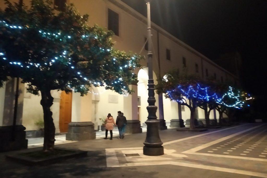 Natale valverdese 2020- Aranci Con Luminarie - Foto: Cavaleri Fraancesca Agata