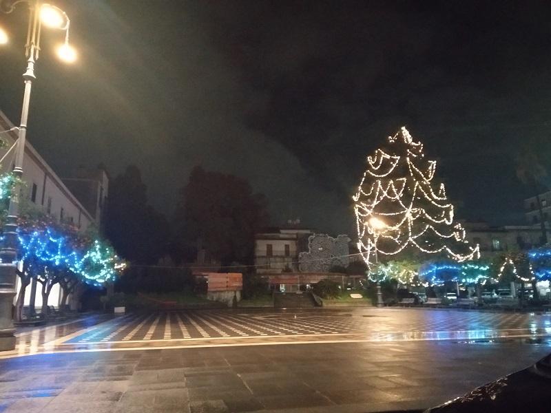 -Natale valverdese 2020- L'albero- Foto: Cavaleri Francesca Agata