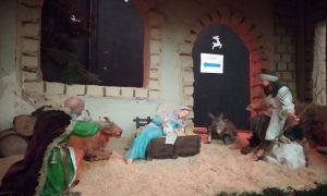 Presepe: la scena della Natività - Foto: Cavaleri Francesca Agata