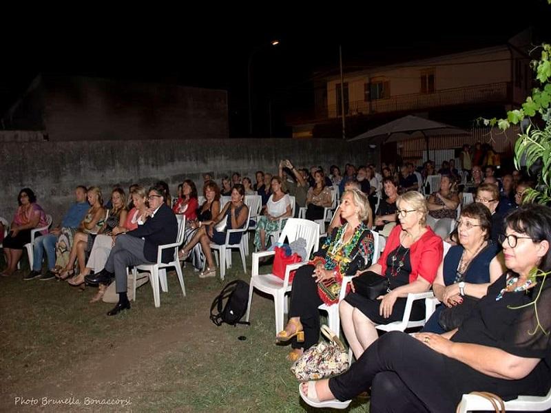 Una Serata Di Terrazza TerSicula - Foto: Brunella Bonaccorsi su concessione di TerSicula