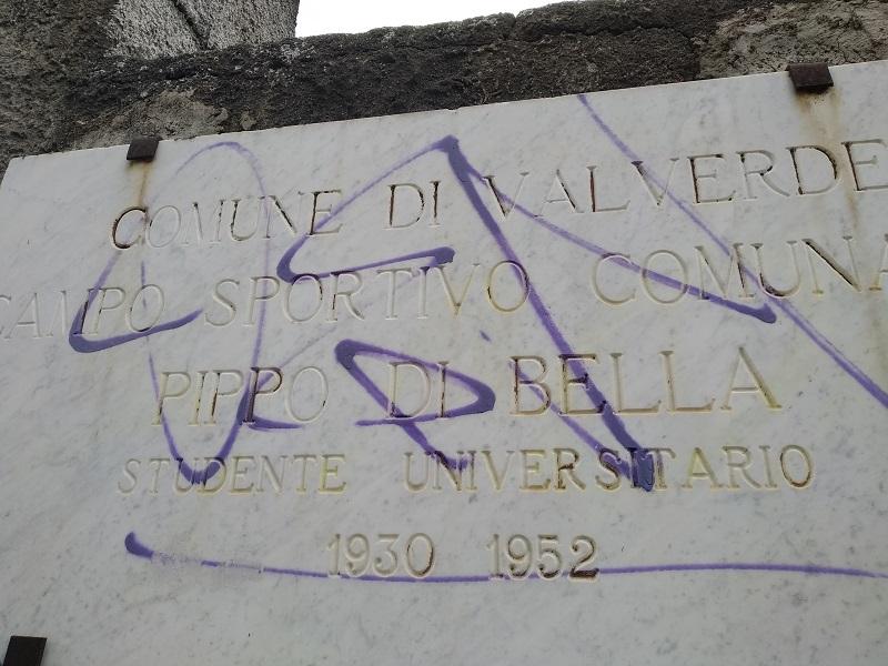 Screening: targa del  Campo di bella - Foto: Cavaleri Francesca Agata