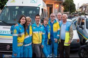 Misericordia Valverde: Un Gruppo di Volontari- Foto: Concessione Misericordia Valverde